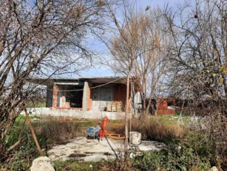 Ortaca Okçularda 200 M2 Tek Katlı Sıfır Müstakil Ev Satılık