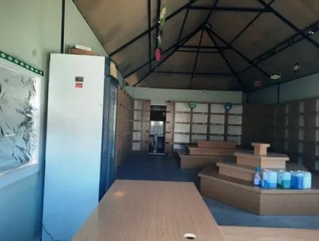 Muğla Köyceğiz Gelişimde 70 M2 Dükkan Devren Kiralık
