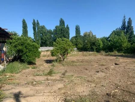 Ortaca Da 358 M2 İmarlı Villa Arsası Satılık